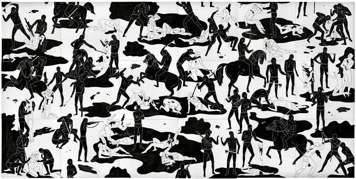 Cleon Peterson - A Balance Of Terror