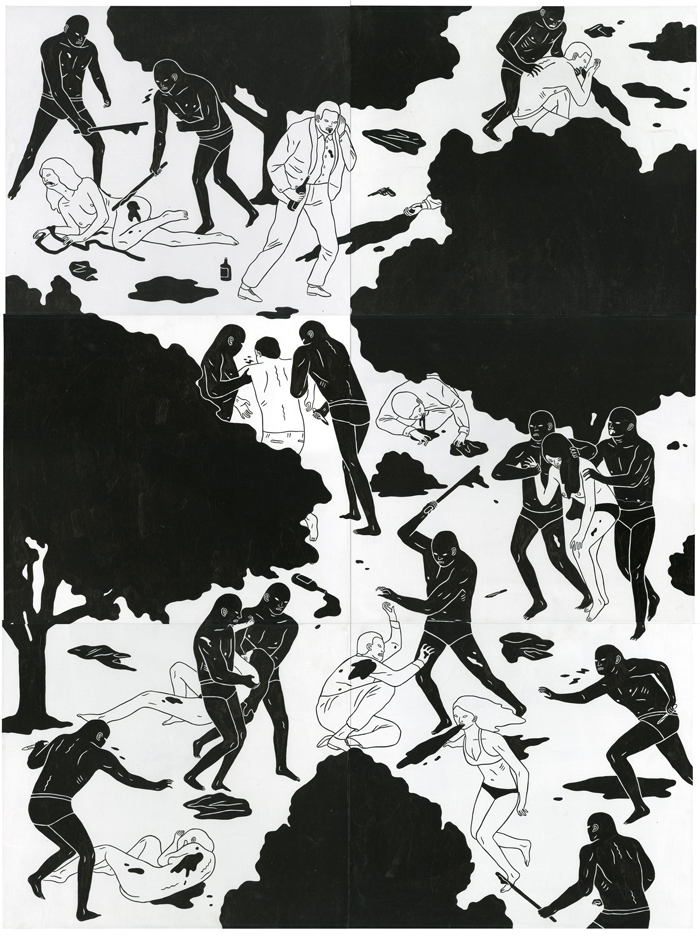 Cleon Peterson - Hysteria