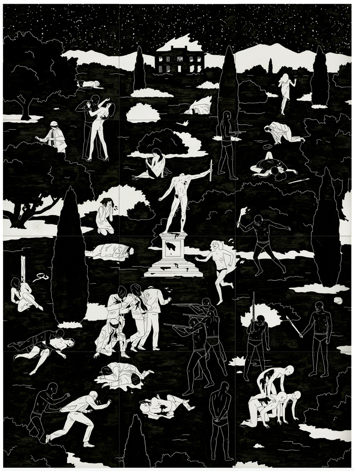 Cleon Peterson - Struggle of Will (Power)