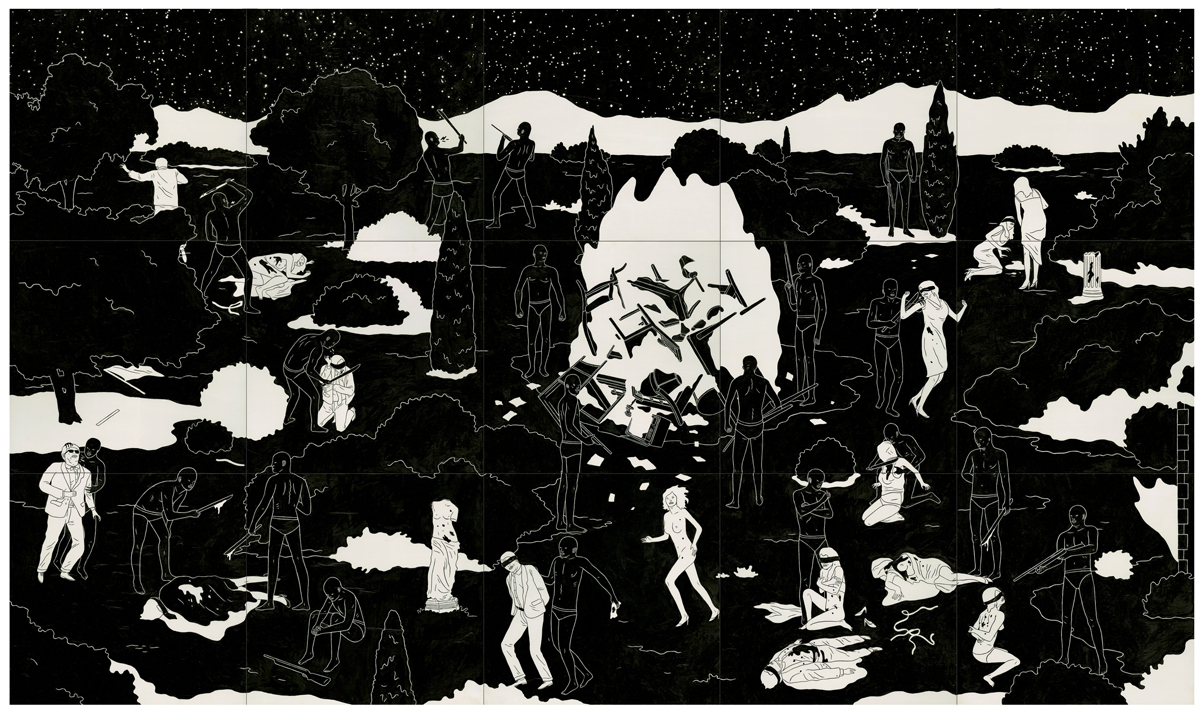 Cleon Peterson - Struggle of Will (Weakness)