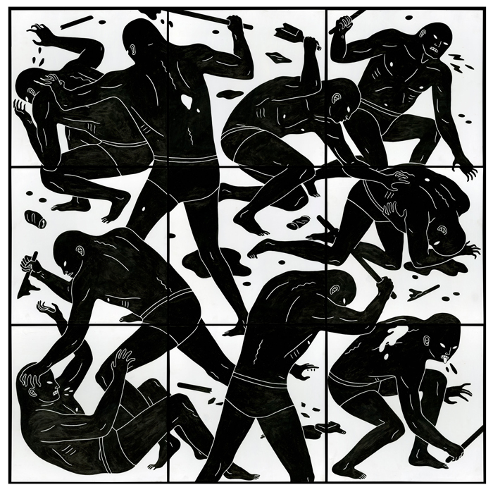 Cleon Peterson - The Practice of Masters
