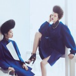 "Vogue China - ""Power Dressing"" Editorial"