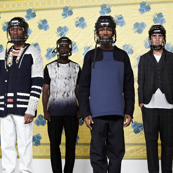 Casely-Hayford 2013 Fall:Winter Collection cover
