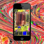 Glitché distortion app for iOS