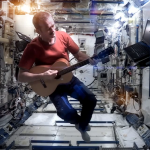 "Chris Hadfield - ""Space Oddity"""