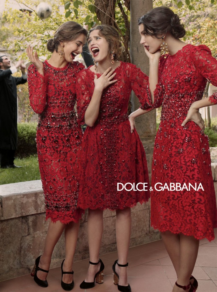 dolce and gabbana essay