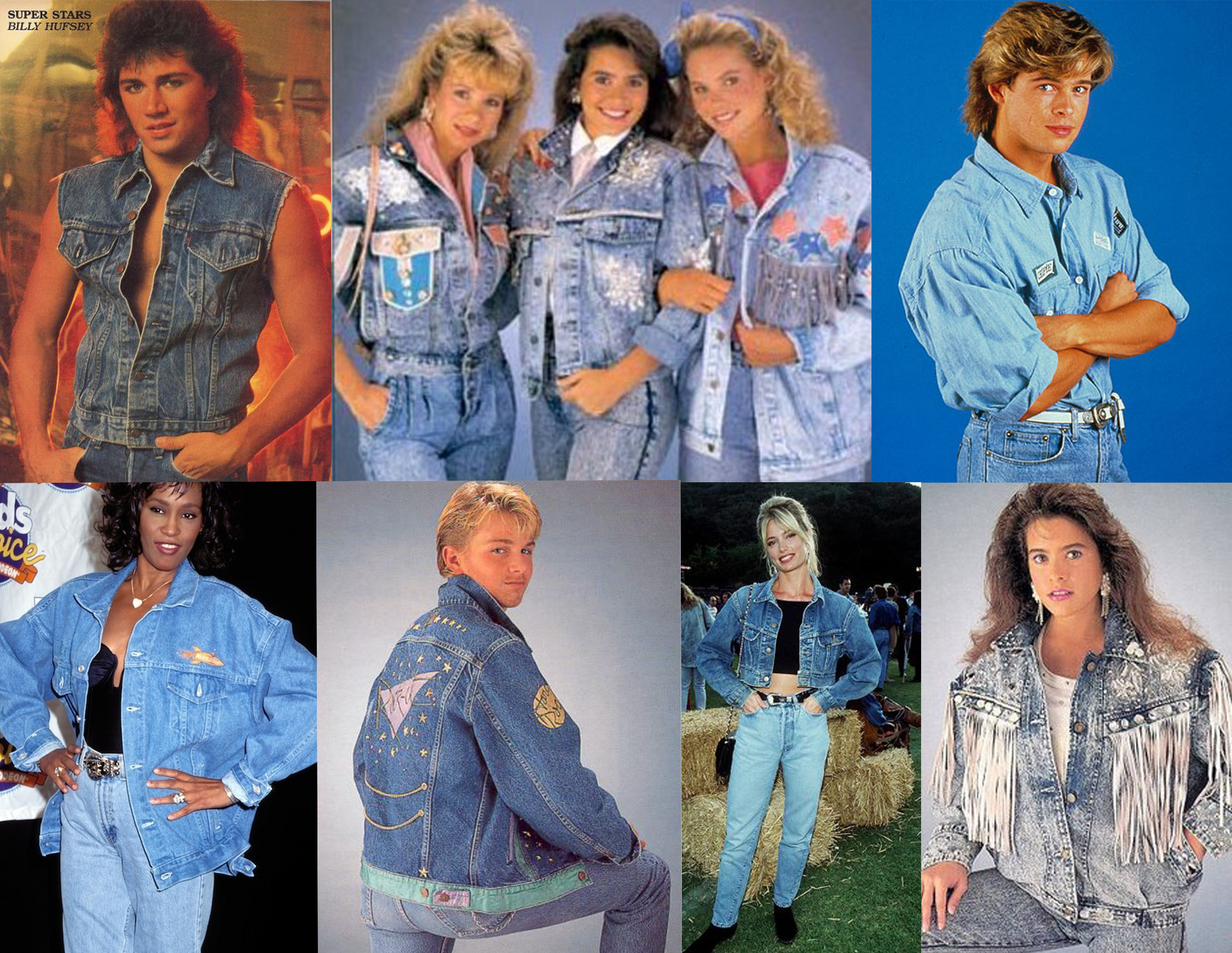 sc 1 st  COME INTO LAND & I saw the future and it was wearing double denim. via @COMEINTOLAND