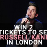 Win 2 tickets to see Russell Kane standup