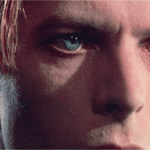 David Bowie doesn't have two different coloured eyes