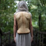 Designer label mimics the human anatomy with wearable accessories