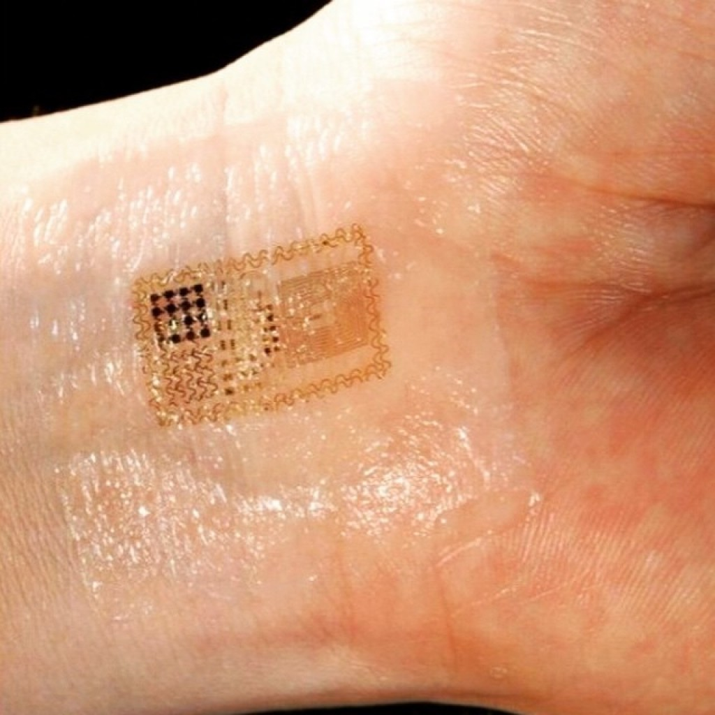 This tattoo lets you control video games WITH YOUR MINDhellip
