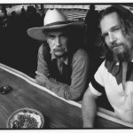 Jeff Bridges' panoramic movie set photos