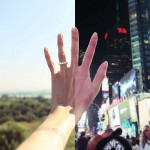 See each side of a long-distance relationship in Half and Half
