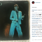 Lorde's tribute to meeting David Bowie for the first time