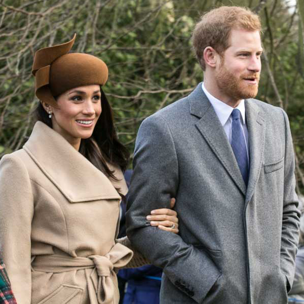 Rubbing shoulders with celebs – the Royal Wedding and brunch with Kim Kardashian