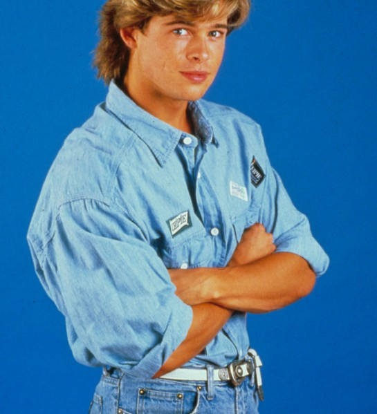 I saw the future and it was wearing double denim.