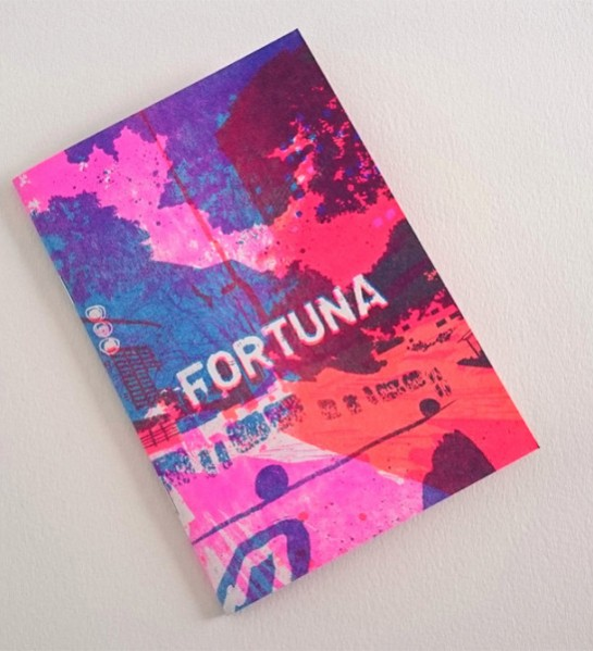 Project Fortuna – Colourful Google Street View Screenshots