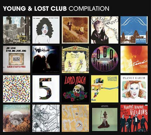 Y&L COMPILATION CD