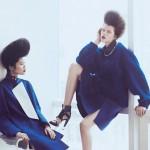 Vogue China - Power Dressing Editorial