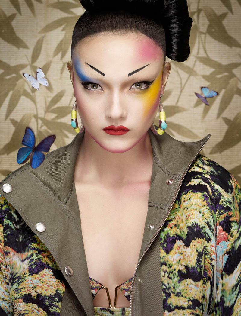 Jalouse Magazine - Pop Geisha
