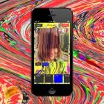 Glitché distortion app for iOS