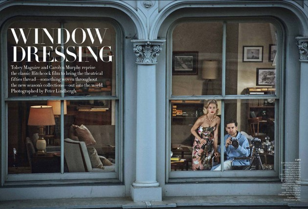 Peter Lindbergh - Rear Window