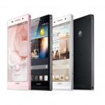 Huawei unveils world's slimmest smartphone