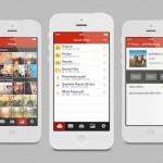 Kim Dotcom's Mega iPhone app
