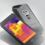Infared iPhone case lets you see in the dark