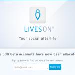 LIVESON - tweet after you die