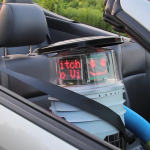 Robot successfuly hitchhikes across Canada