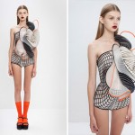 Impossible 3D fashion collection by Raviv