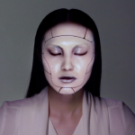 Omote face tracking for living makeup