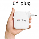 Cyborg Un Plug is your home anti-surveillance system