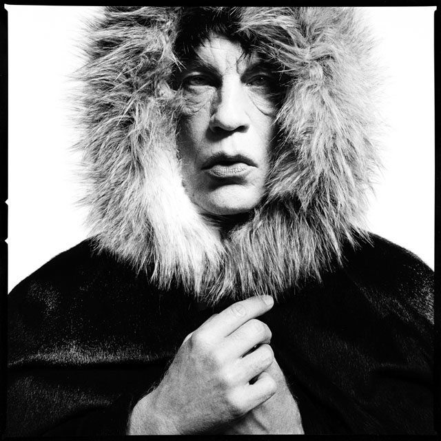 David_Bailey___Mick_Jagger_Fur_Hood_1964_2014