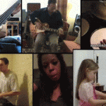 The amateur YouTube musician mashup artist is back