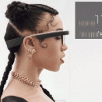 FKA twigs creates a concept film for Google Glass