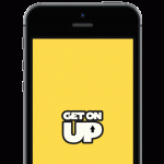 Get On Up: the activity tracker that makes music as you move