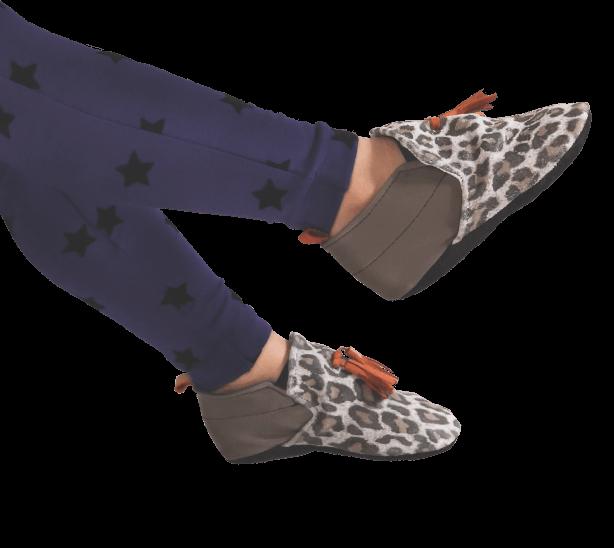 slipper-grey