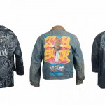 Rare Warhol and Basquiat wearable art auction