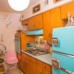 Nostalgia-inducing 1960s time capsule apartment