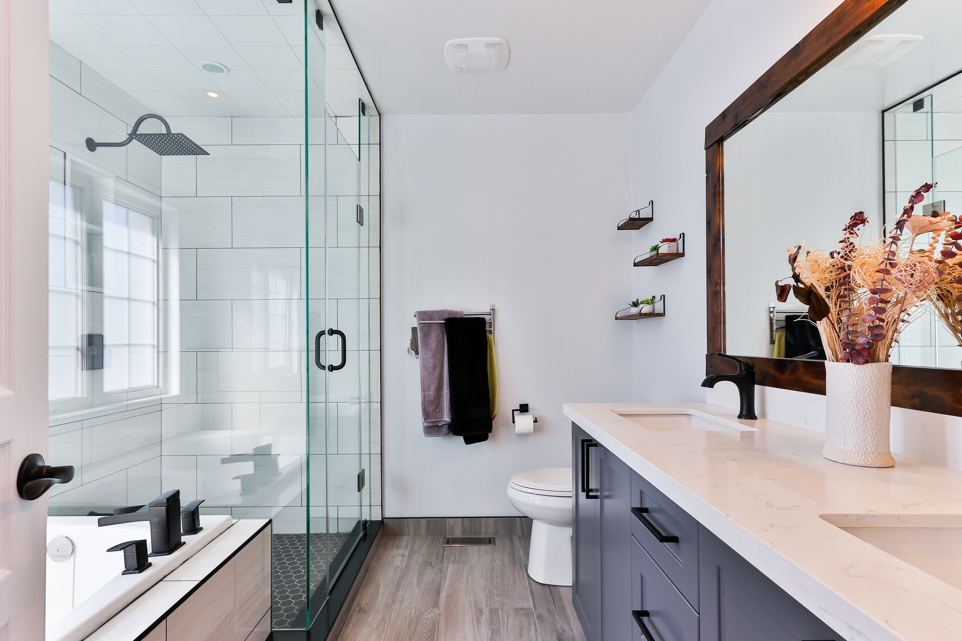 Trending Bathroom Designs for 2020