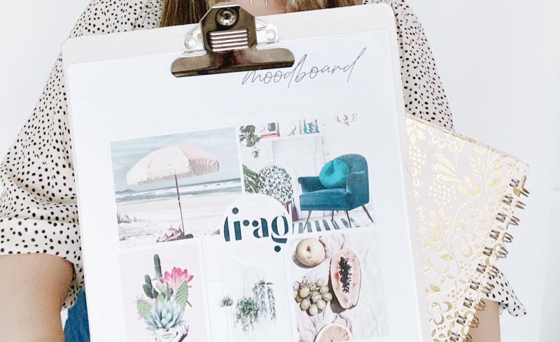 How to Create a Fashion Mood Board This Fall